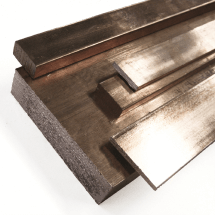 0.25 x 2.5 Stainless Rectangle Bar 303-Annealed Cold Drawn 48.0
