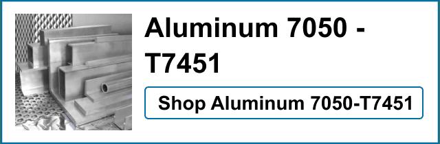 Shop Aluminum 7050-T7451 product tile
