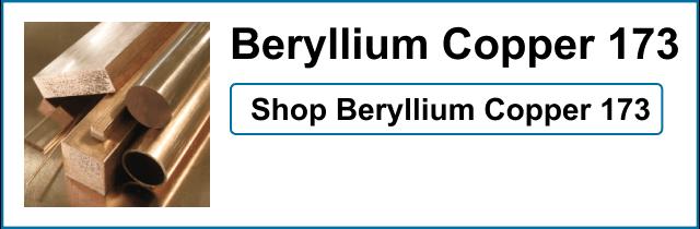 Shop Beryllium Copper 173 product tile