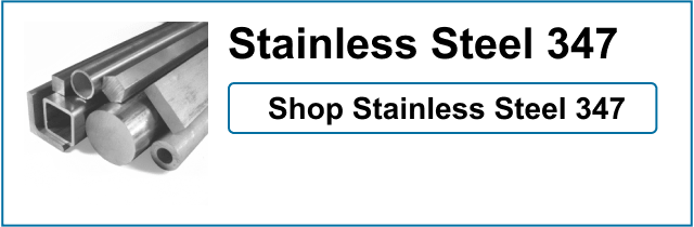 Shop Stainless Steel 347 product tile