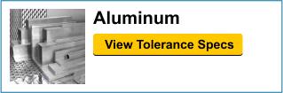 Aluminum Tolerances
