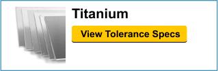 Titanium Tolerances